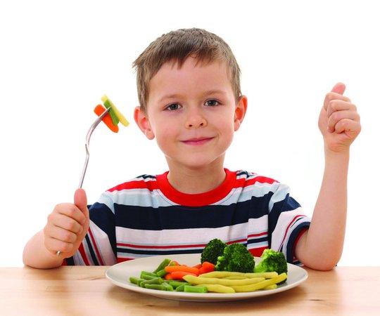 Оптимальное питание в детском возрасте – фундамент здоровья взрослого