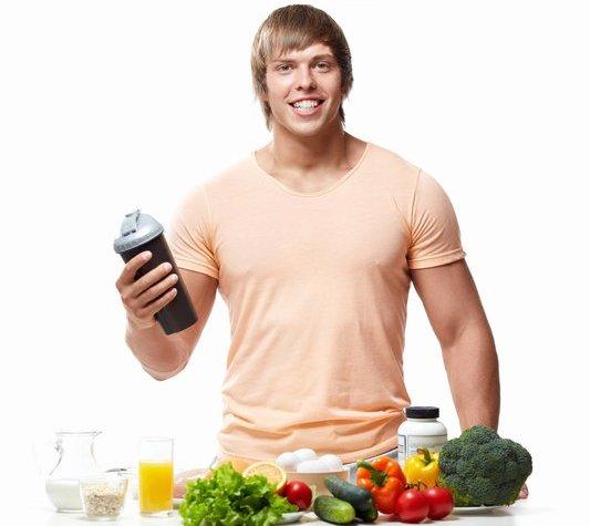 Оптимальное питание – важнейшее условие достижения высоких спортивных результатов